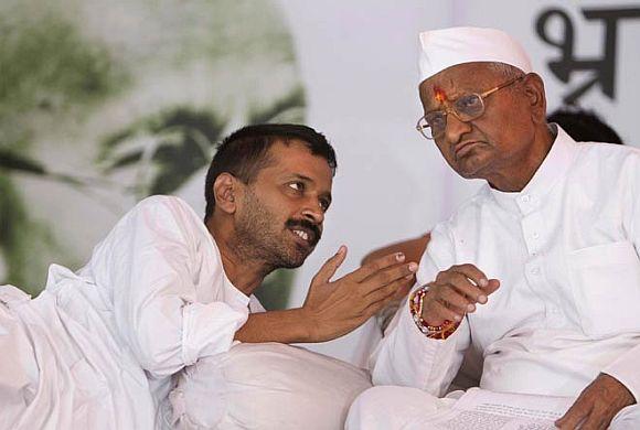 Politics is a quagmire, but people want us in it: Kejriwal