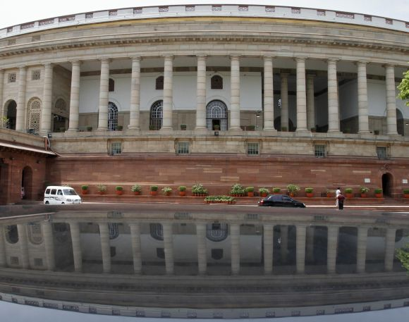 Parliament's monsoon session is all set to be stormy