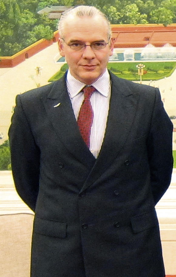 British businessman Neil Heywood