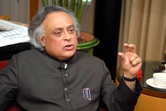 Is Jairam Ramesh in trouble?