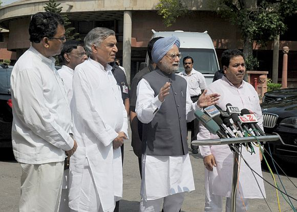 Opposition strikes work demanding PM's exit over coal scam