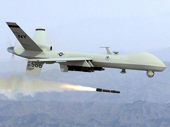Whether Pak likes it or not, US drone strikes will go on