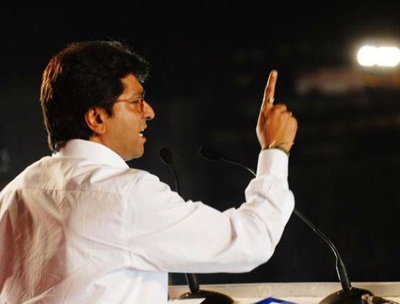 Raj Thackeray, the 'inclusive' Marathi Manoos