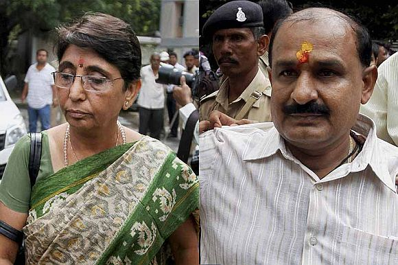 Naroda Patiya: Kodnani gets 28 yrs, lifer for Bajrangi