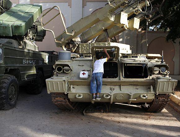 Libya   Rank 12