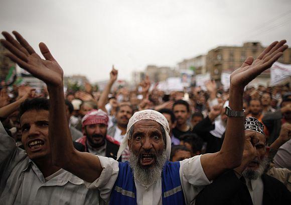Yemen -- Rank 16