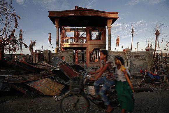 Myanmar -- Rank 20