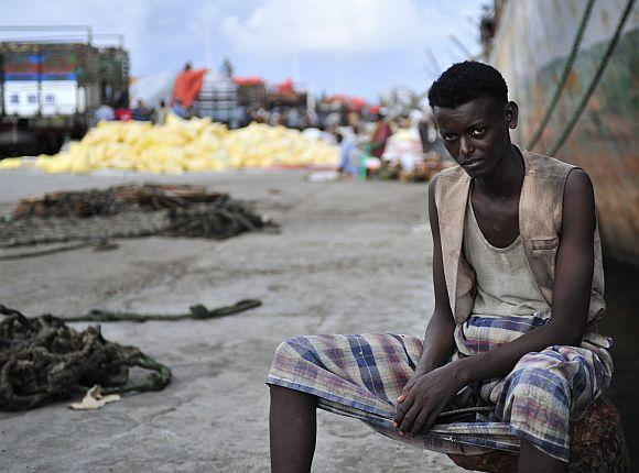 Somalia -- Rank 1