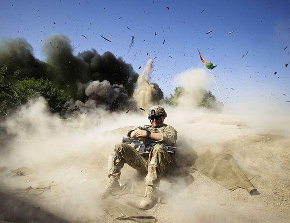 Afghanistan -- Rank 2