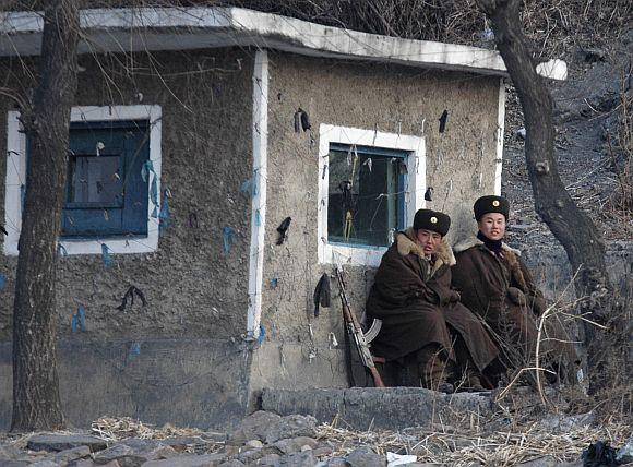 North Korea -- Rank 7