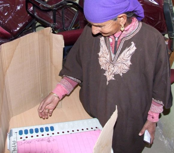 Results of J&K panchayat polls to be declared on Thursday