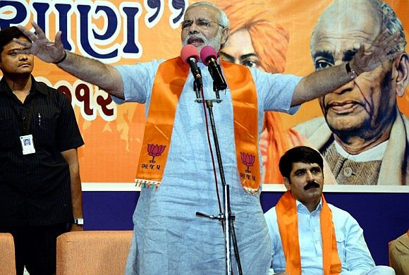 A BJP under Modi will spell the end of NDA
