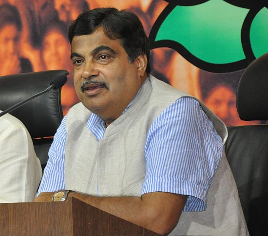 BJP President Nitin Gadkari