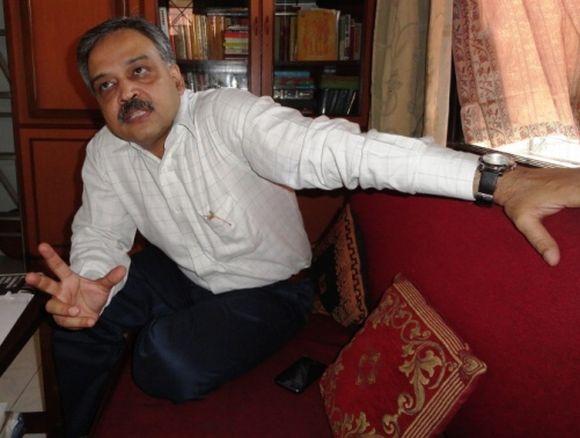 Senior paediatrician and neonatologist Dr Apurba Banerjee
