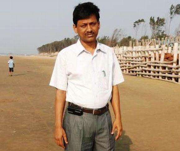 Coochbehar Sadar subdivision Asst CMO Dr Paritosh Mandal