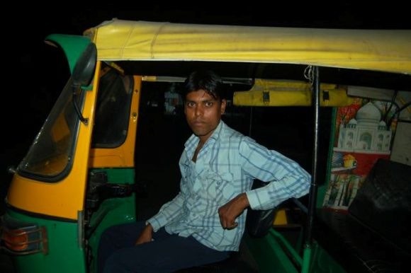 Ahmedabad auto driver Asif Chippa believes Narendra Modi will never allow Gujarat to burn again