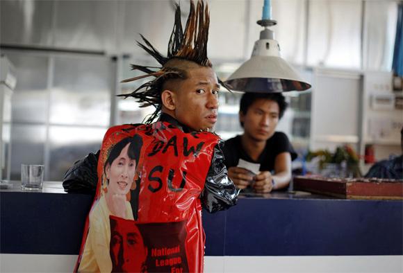 Myanmar: Punk Music Show