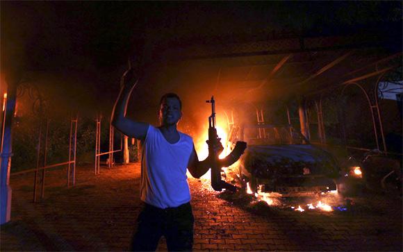 Libya: Benghazi protest