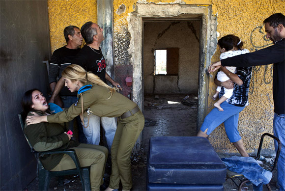 Israel: Panic-stricken