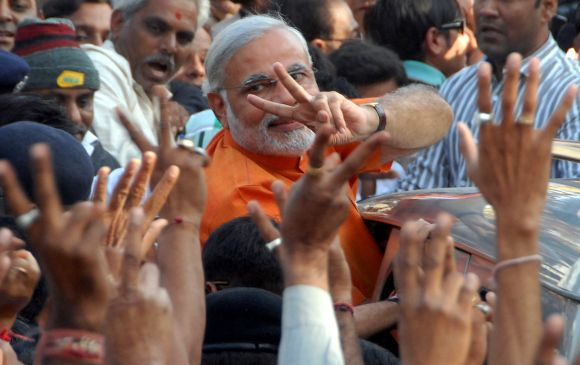 If Narendra Modi led BJP government comes to power, there will be stability, assume investors.