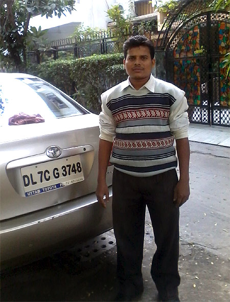 Dharmendra Mandal