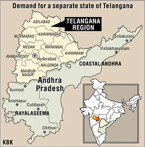 Exclusive! Congress to announce Telangana state by January
