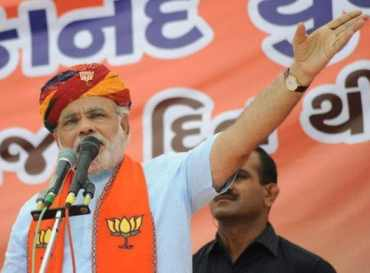 Gujarat CM Narendra Modi is all set for a third term