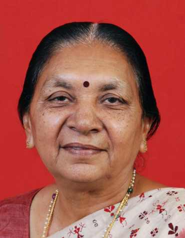 Anandiben Patel (BJP) wins from Ghatlodia