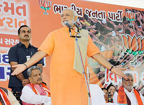 'Pundits just cannot digest the progress made by Gujarat'