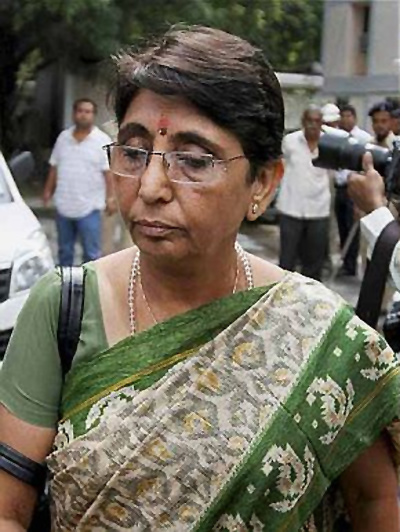 Gujarat BJP leader Dr Mayaben Kodnani, imprisoned for 28 years for her role in one of the post-riots massacres