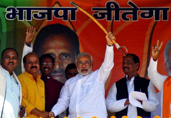 What is Modi's Muslim problem?