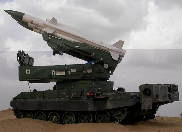 Akash Air Defence System