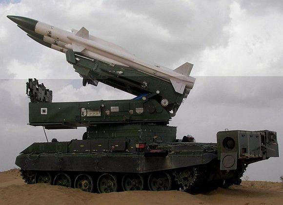 Akash Air Defence System