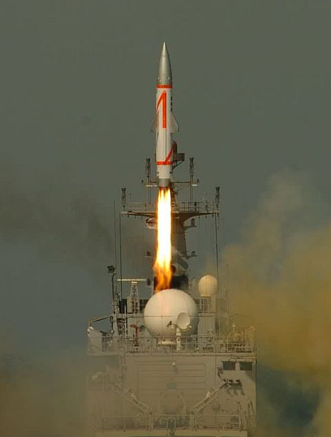 Dhanush test launch