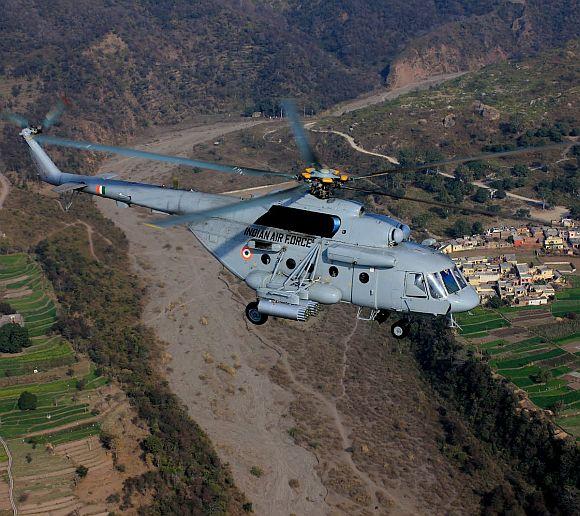 Mi-17 V5 Helicopter