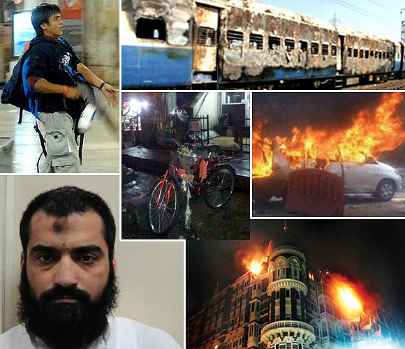 Flashback: India's war against terror in 2012