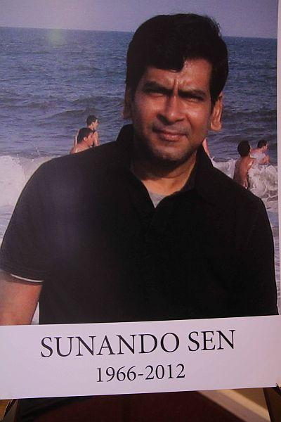 Sunondo Sen
