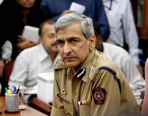 Former Mumbai police chief Hasan Gafoor