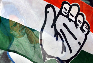 The Congress flag