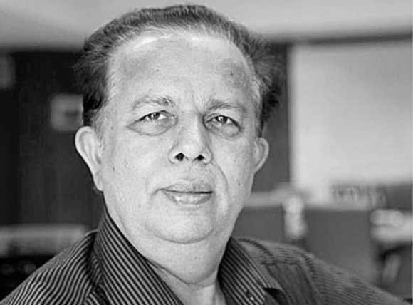 Former ISRO chief G Madhavan Nair