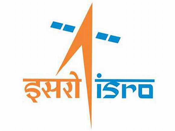 The ISRO logo