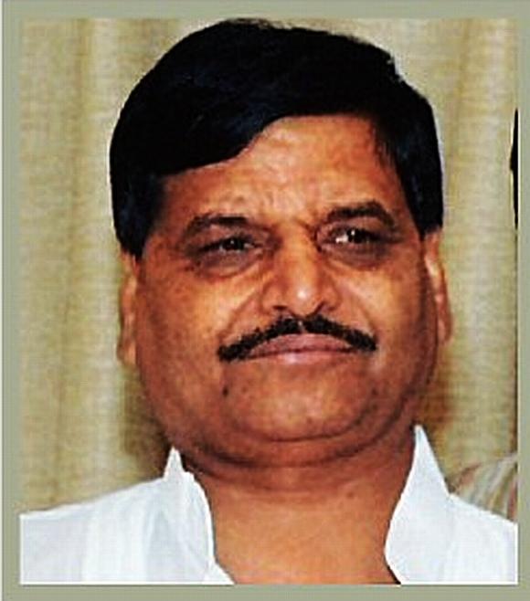 Shivpal Singh Yadav, brother of Mulayam Singh Yadav