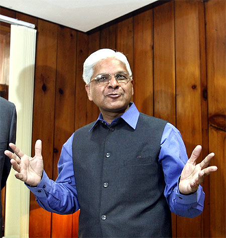Union Minister of State for Planning, Science and Technology and Earth Sciences, Ashwani Kumar