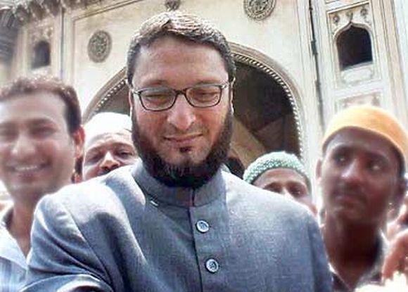 Hyderabad MP Asaduddin Owaisi