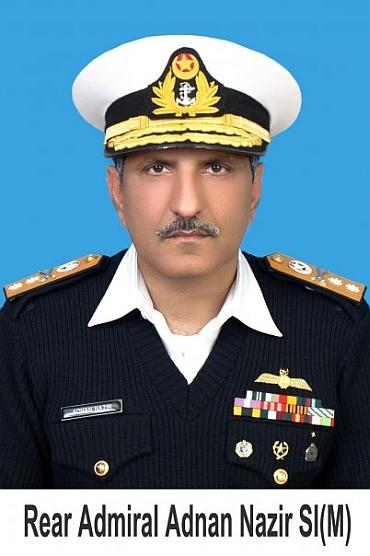 Admiral Adnan Nazir