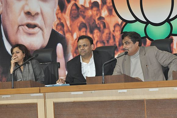 BJP launches online TV channel Yuva