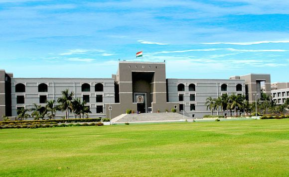 The Gujarat high court in Ahmedabad