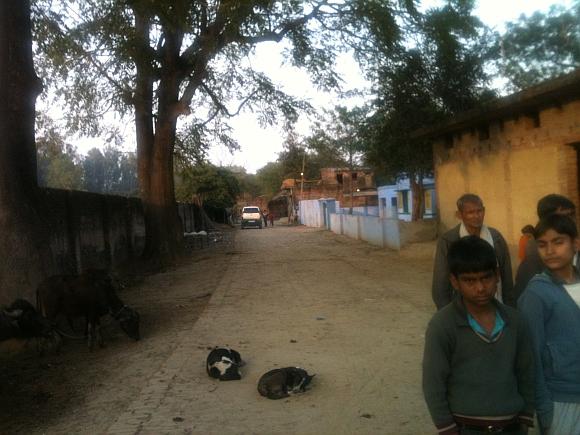 Ulrapur village