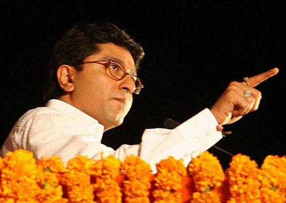 MNS chief Raj Thackeray