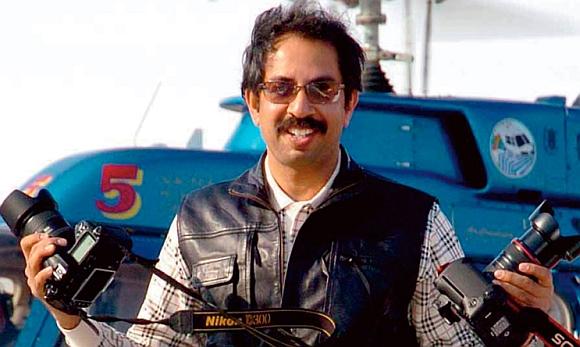 Uddhav Thackeray